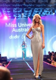 Miss Universe Australia and Channel Seven's Sunrise Offers Designers A Chance of A Lifetime - To Design the Australian National Costume