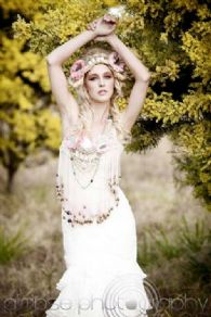 HollyEva Presents Latest Fashion Collection 'A Tribal Spring' and Art Collection
